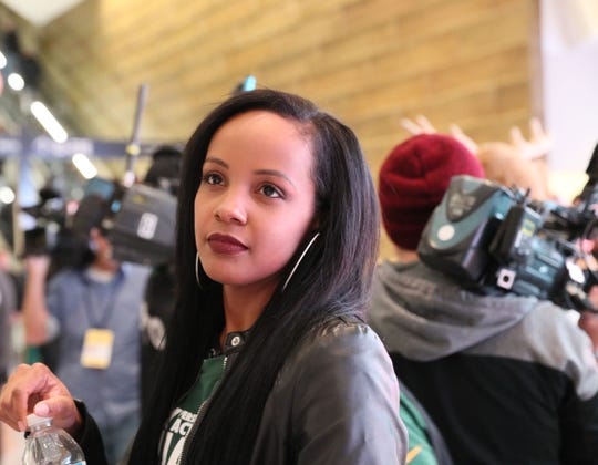 Milwaukee Bucks in-game host Melanie Ricks will emcee several events at the NBA All-Star Weekend.