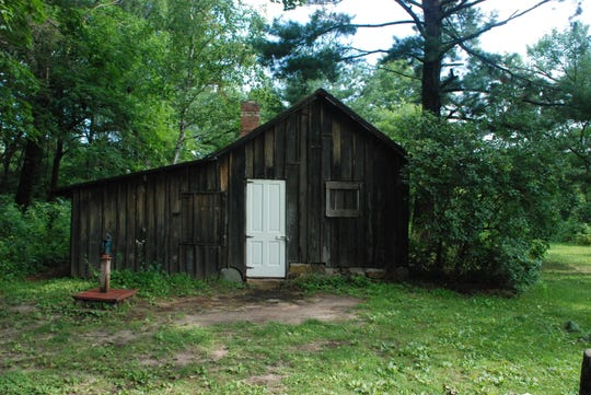 The Shack near Baraboo was Aldo Leopold's respite and research lab.