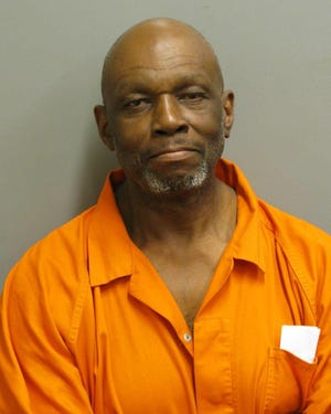 Davis was charged with theft, burglary and robbery in a three day crime spree.