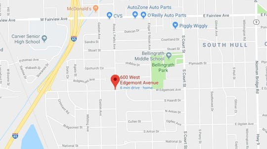 A woman, who appeared to have been hit by a car, was found dead in the 600 block of West Edgemont Avenue.