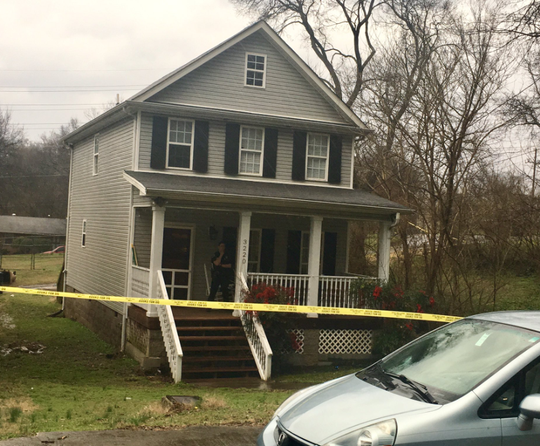 Nashville police say Kyle Yorlets was gunned down outside his home just before 3 p.m. in the 3200 block of Torbett Street.