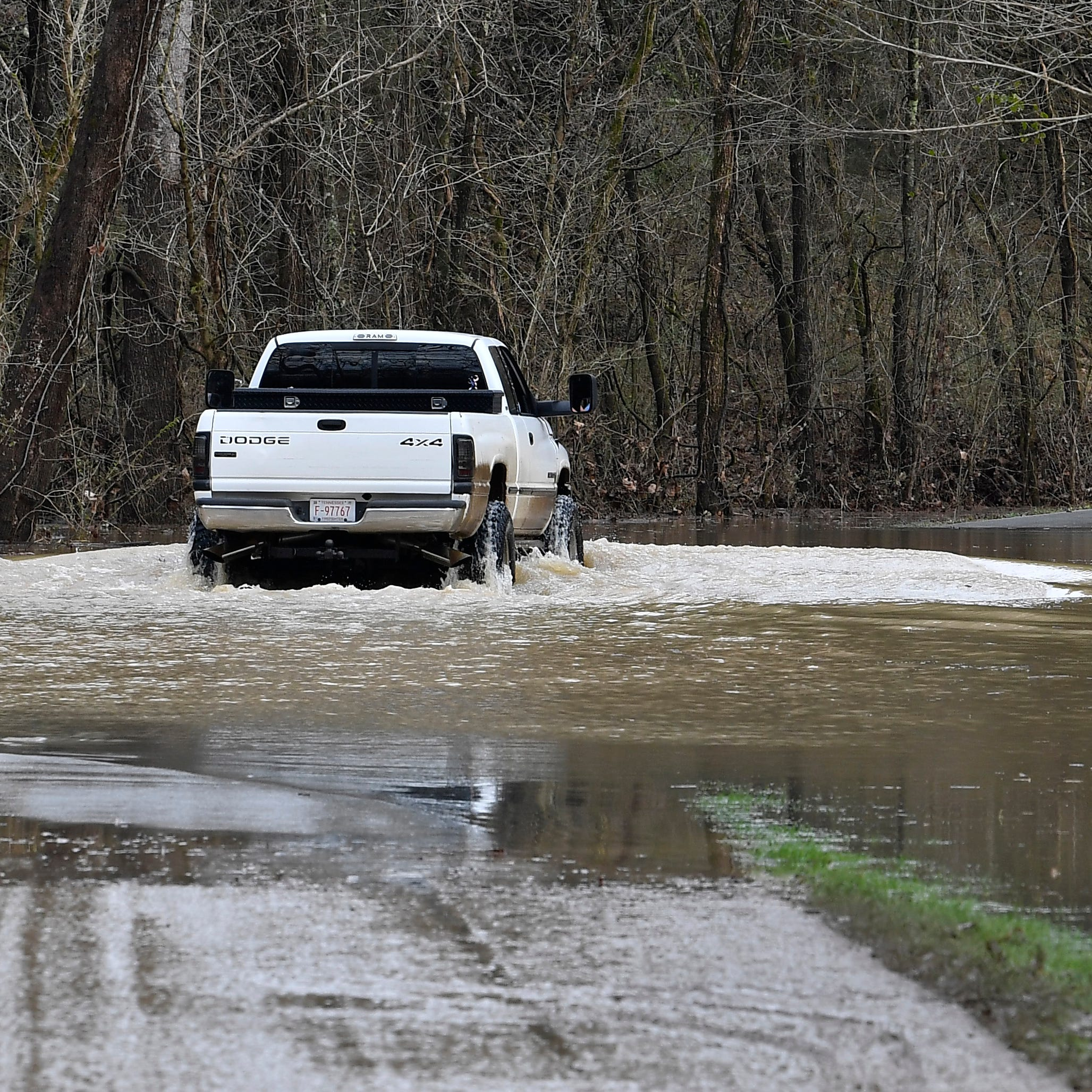 How much rain has Nashville received this month? Here's how February stacks up