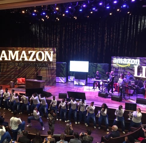 Nashville has nothing to gain from booting Amazon. Ask New York | Opinion