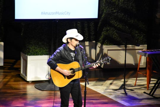 Brad Paisley performs at Amazon: Live at the Ryman