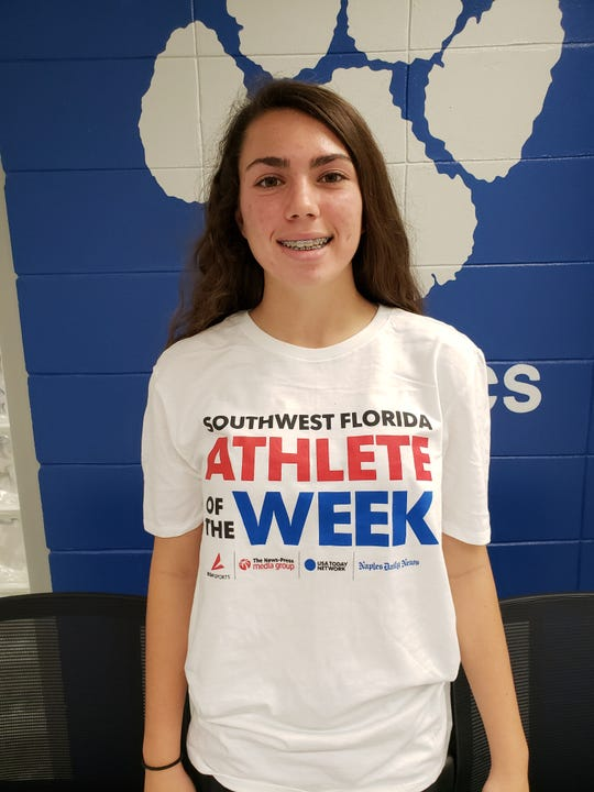 Ashlyn Freshwater, Barron Collier girls soccer