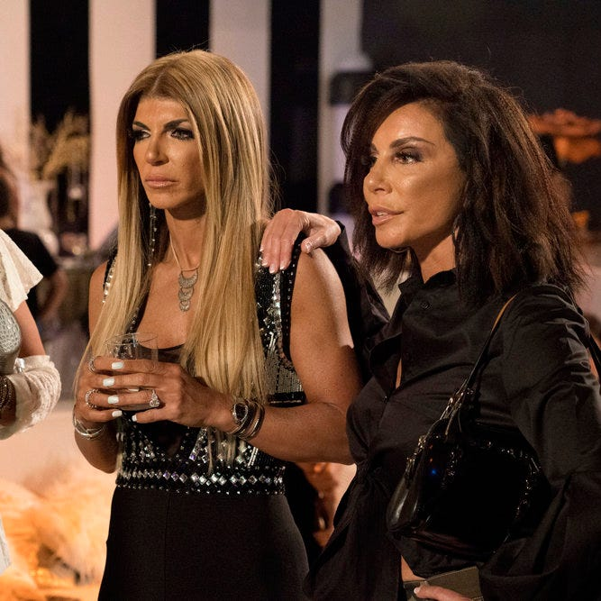 RHONJ: Marty Caffrey talks Danielle Staub, pool scene and how the show ruined his marriage
