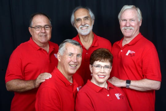 """43 Miles North"" is set to perform in concert at 2 p.m. on Saturday, Feb. 12, at Morgan Hall, 109 E. Pine St. Brought to you by the Deming Performing Arts Theater."