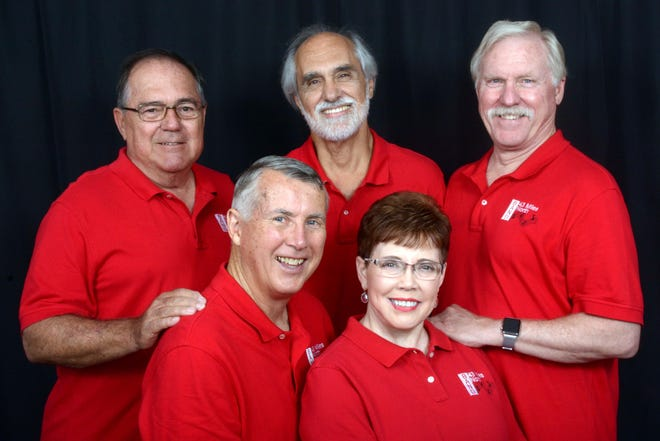 """""""43 Miles North"""" is set to perform in concert at 2 p.m. on Saturday, Feb. 12, at Morgan Hall, 109 E. Pine St. Brought to you by the Deming Performing Arts Theater."""