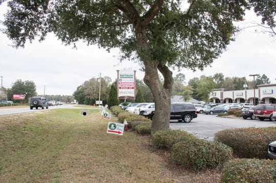 County Commissioner Sam Parker says that while traffic has increased on Woodbine Road over the last decade, the economic benefits of development on the road outweigh the congestion.