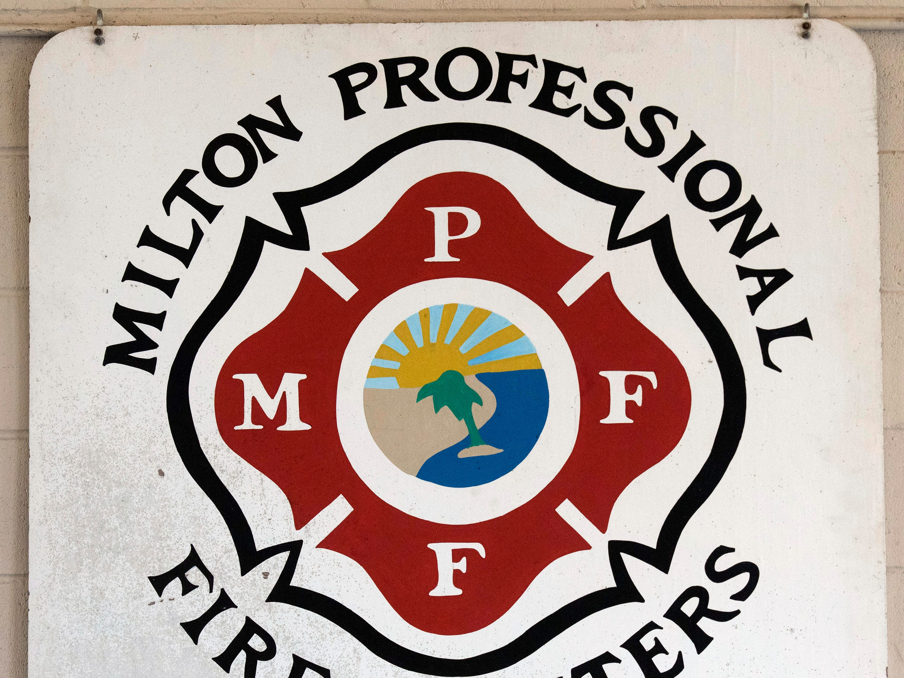 Milton firefights are at ready for emergency calls on Thursday, Feb. 7, 2019. The Milton FD released its annual report this week and said their calls for service increased exponentially last year.
