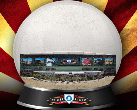 You can get your hands on a Diamondbacks Haboob Globe in 2019.