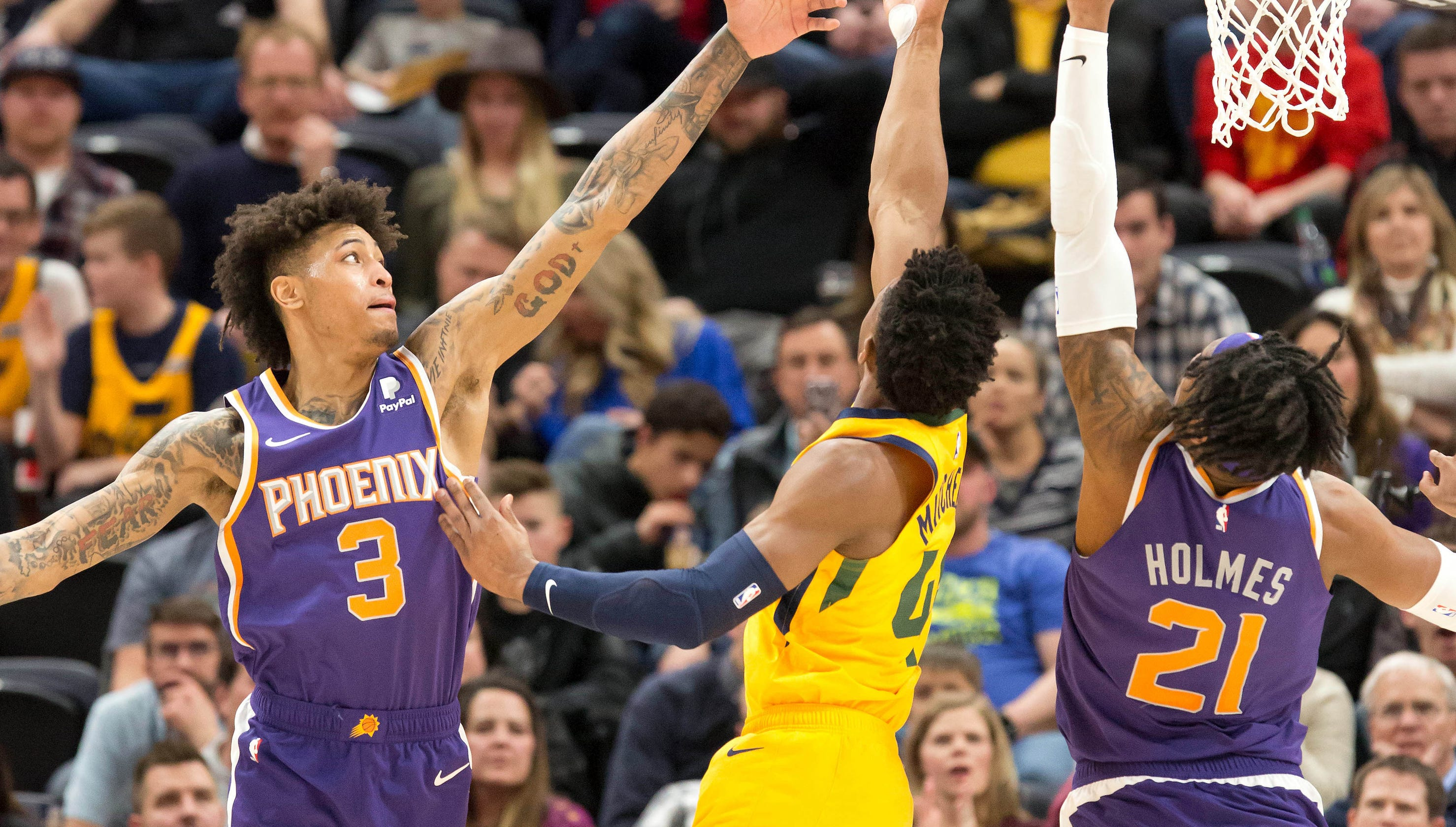 96f8bacb9 Suns have NBA trade deadline on their minds following loss to Jazz