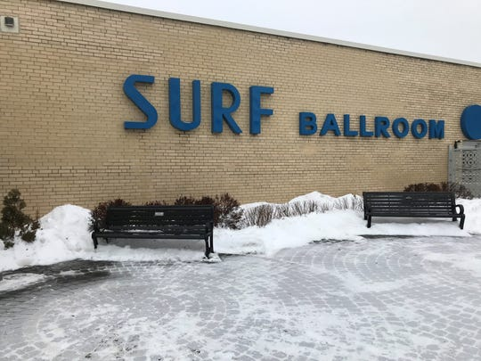 The Surf Ballroom in Clear Lake, Iowa, was the site of Buddy Holly's final concert.