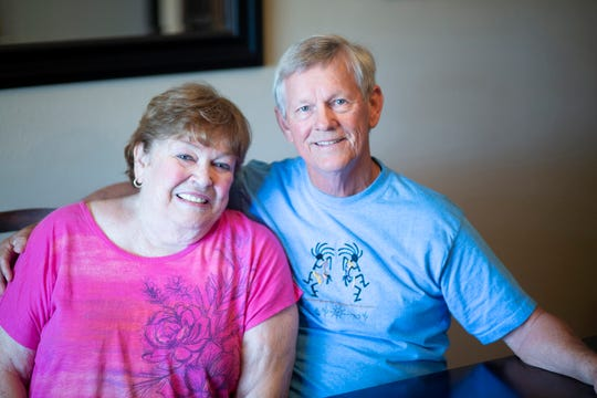 Harold Palubeskie was one of four siblings diagnosed with Alzheimer's. He and his wife, Penny, are working together to adjust to the disease.