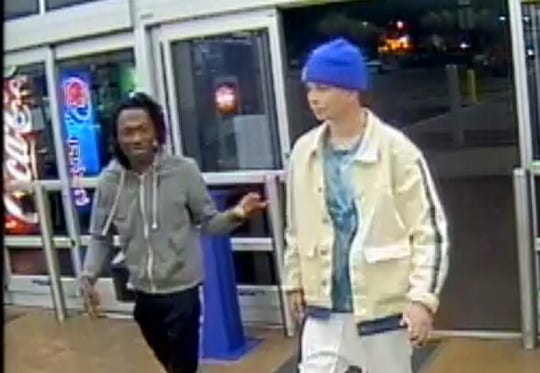 The Pinal County Sheriff's Office is trying to identify two other men suspected of being involved in a shooting at a San Tan Valley park.
