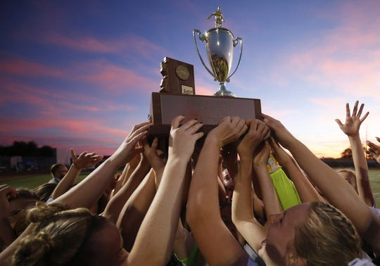 The 2019 Arizona high school soccer state tournaments are here.