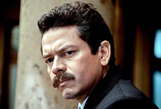 El actor Jorge A. Jiménez personifica al político sonorense Luis Donaldo Colosio.
