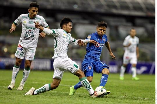 Cruz Azul empató con León en la Copa MX.