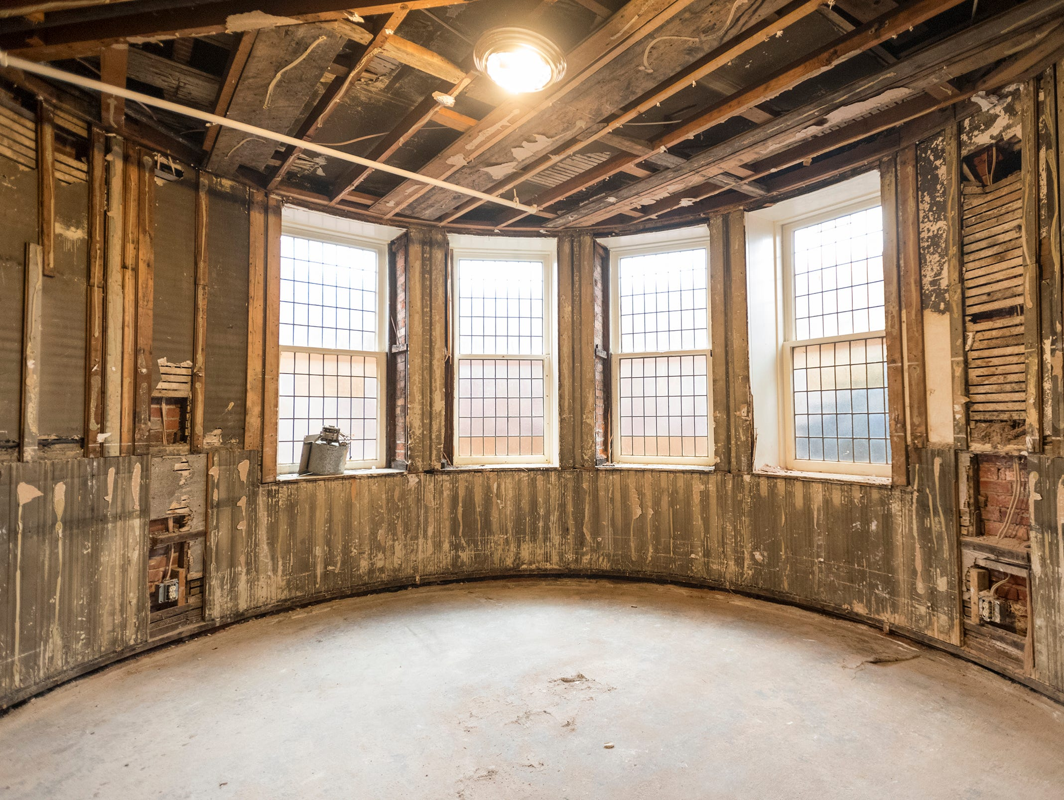 Developers plan to open a bar called Prohibition in the hotel's basement.