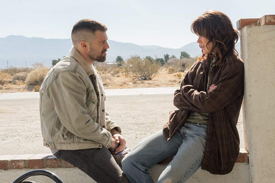 "Nicole Kidman and Sebastian Stan star in ""Destroyer,"" playing at R/C Hanover Movies."