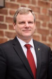 York City Mayor Michael Helfrich