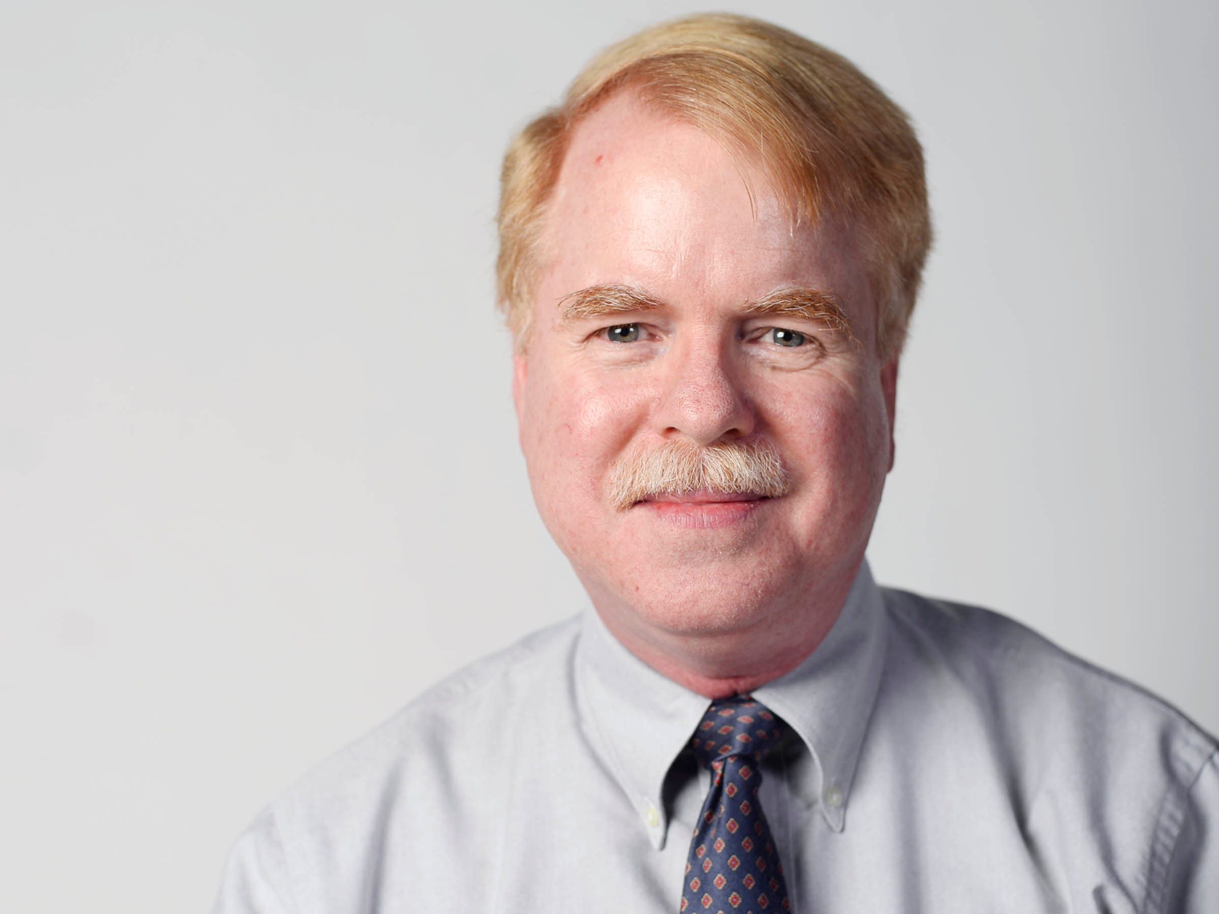 Jim McClure, editor of the York Daily Record.