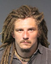 William Clifton Haley, 31, was sentenced to 10 years in prison in early February 2019, after pleading guilty to robbery and burglary-related charges. He must serve three years in prison before he can become eligible for parole.