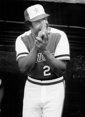 timeless design faa9b 7a90a Frank Robinson, MLB s first black manager who briefly led Red Wings, dead  at 83