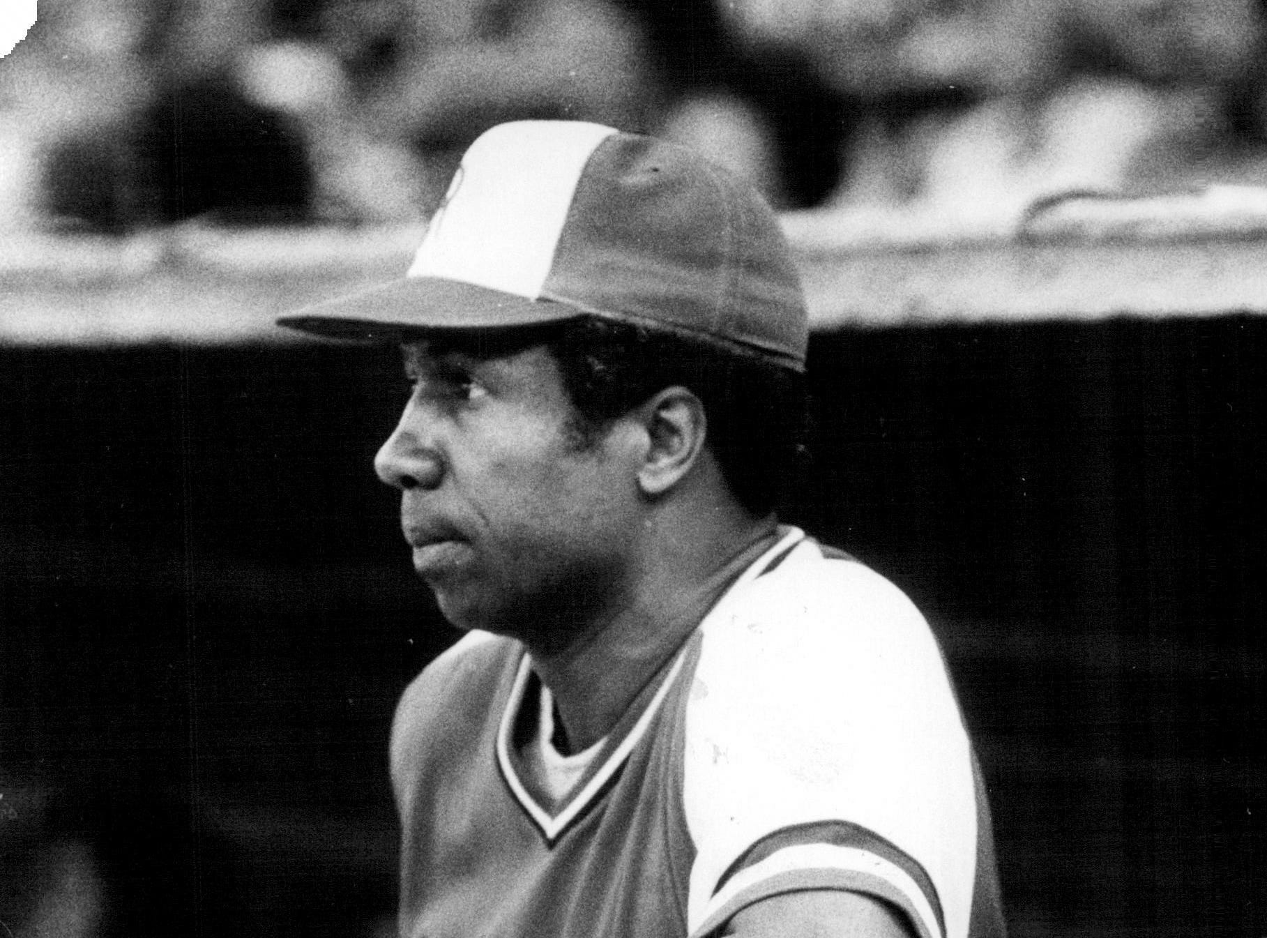 Frank Robinson managed the Rochester Red Wings in 1978. The Baseball Hall of Famer died on Feb. 7, 2019 at the age of 83.