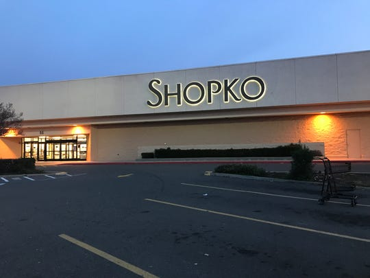 The Shopko in Redding opened in September 1989. It anchors the North Point Plaza center with Raley's on Lake Boulevard.