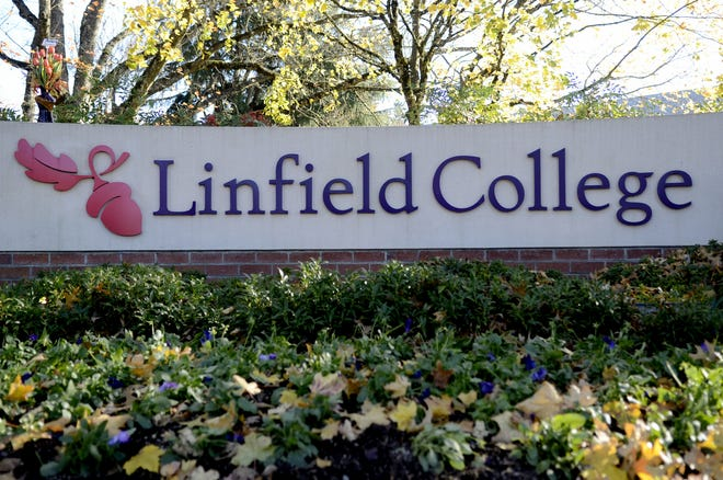 Linfield College in McMinnville, Ore., Nov. 16, 2014.