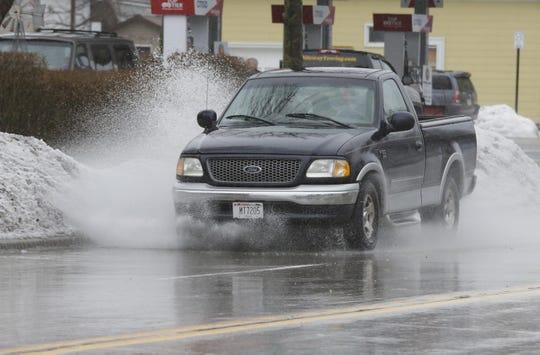 Se espera que la lluvia se acumule hasta una pulgada en Flagstaff y casi una pulgada y media en Prescott.
