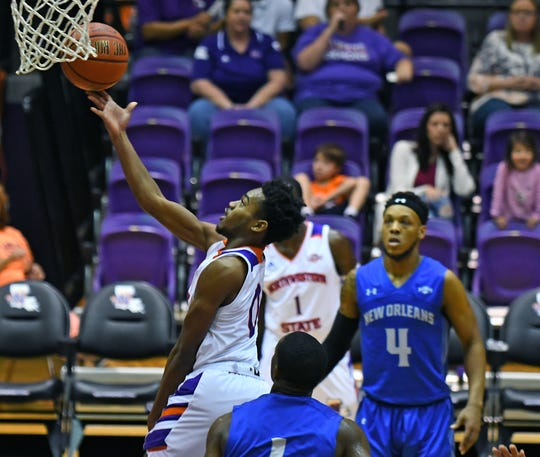 The Northwestern State Demons were defeated by UNO on Wednesday.