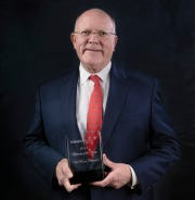 Red River Motor Company was named the Bossier Chamber's 2018 Business of the Year.