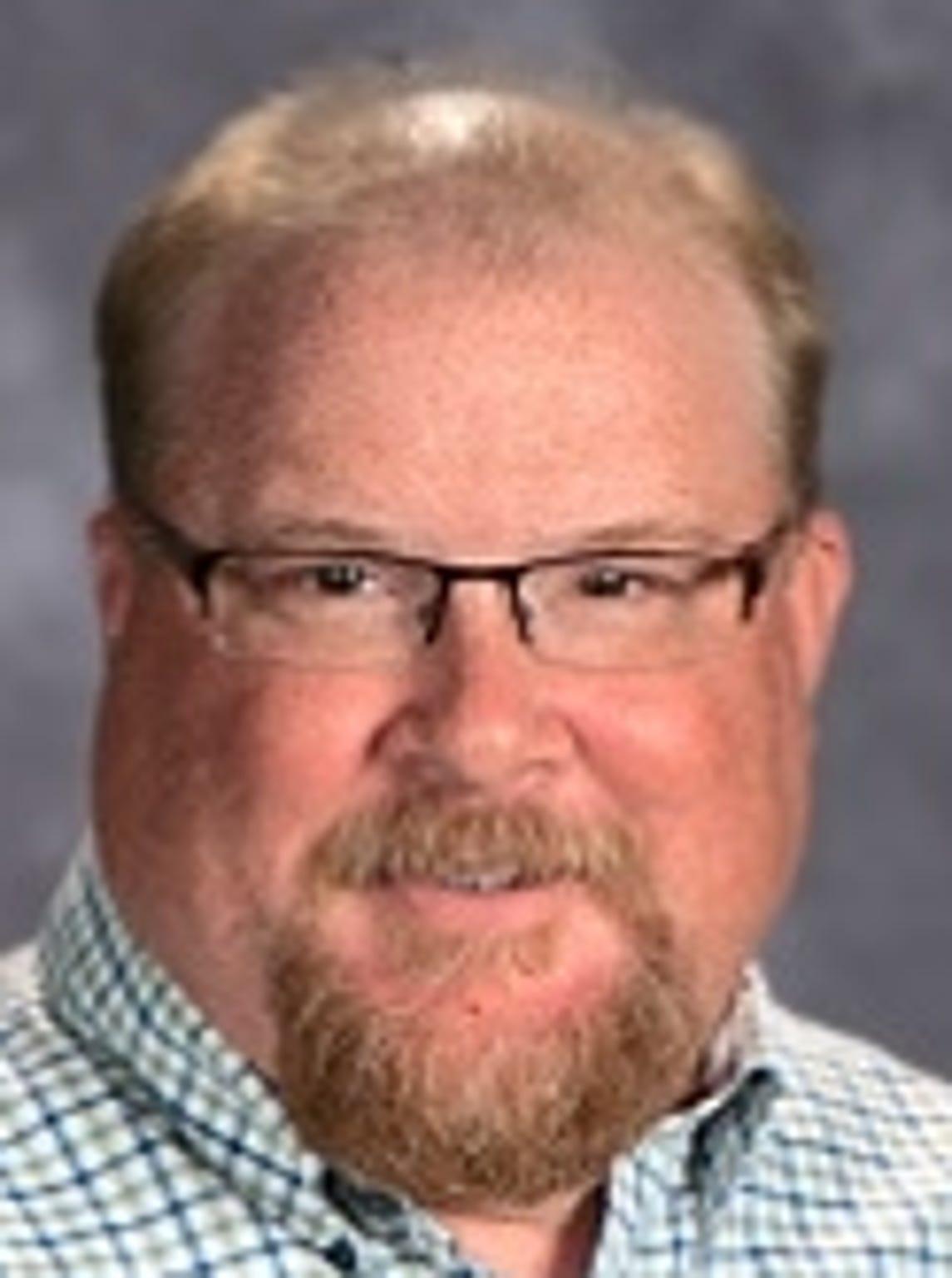 Chris Erickson, president of St. Cloud Education Association