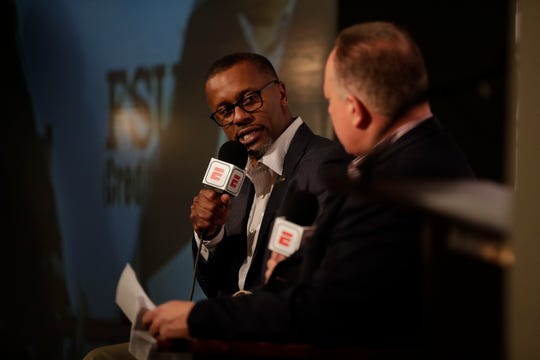Florida State University Head Football Coach Willie Taggart speaks about the future of FSU football during the FSU National Signing Day party at Tallahassee Automobile Museum Wednesday, Feb. 6, 2019.