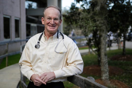 Tallahassee Memorial Hospital Cardiologist and Board Certified Lifestyle Medicine Specialist David Smith works with patients to make lifestyle changes to improve their heart health.