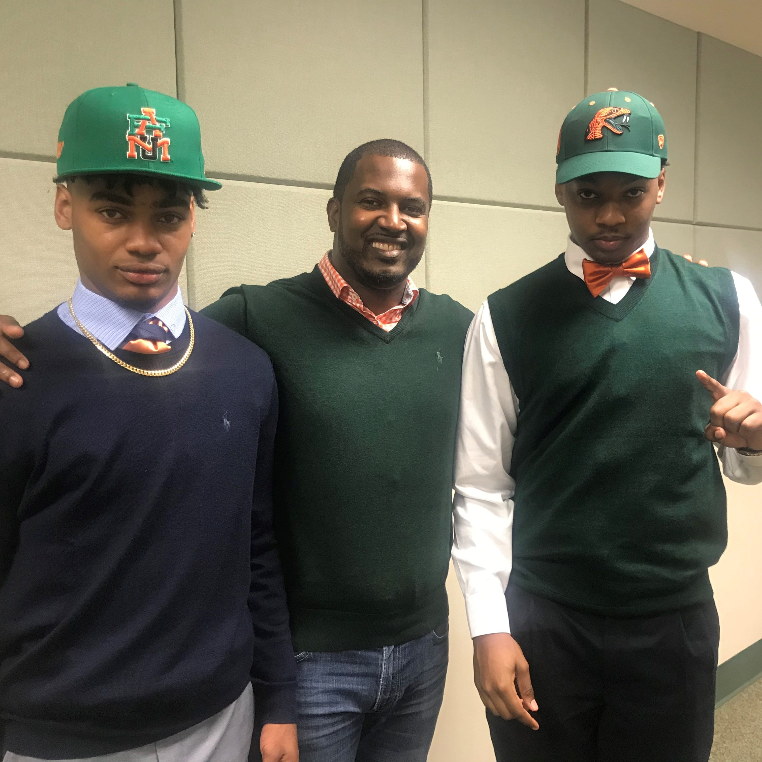 """FAMU extends Tallahassee's pipeline with All-Big Bend players """"class ="""" more-section-stories-thumb"""