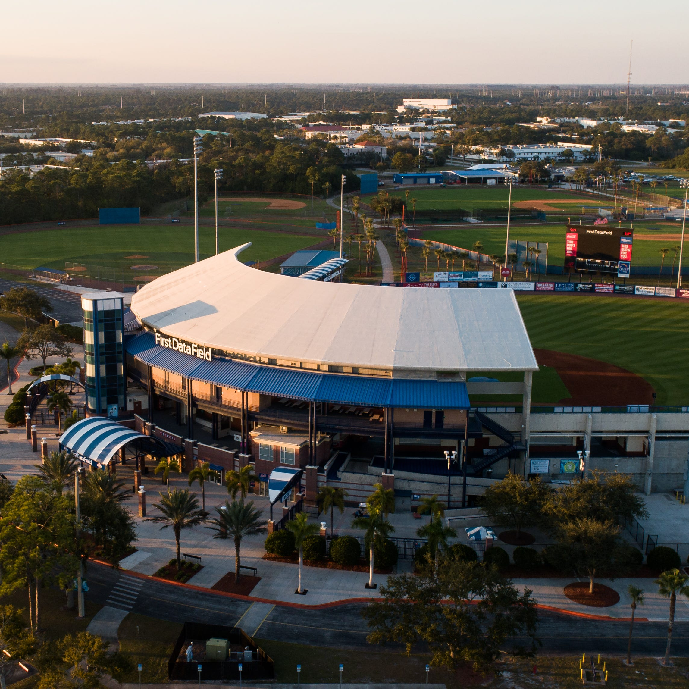In St. Lucie ballpark flap: If taxpayers are safe, the Mets could be out