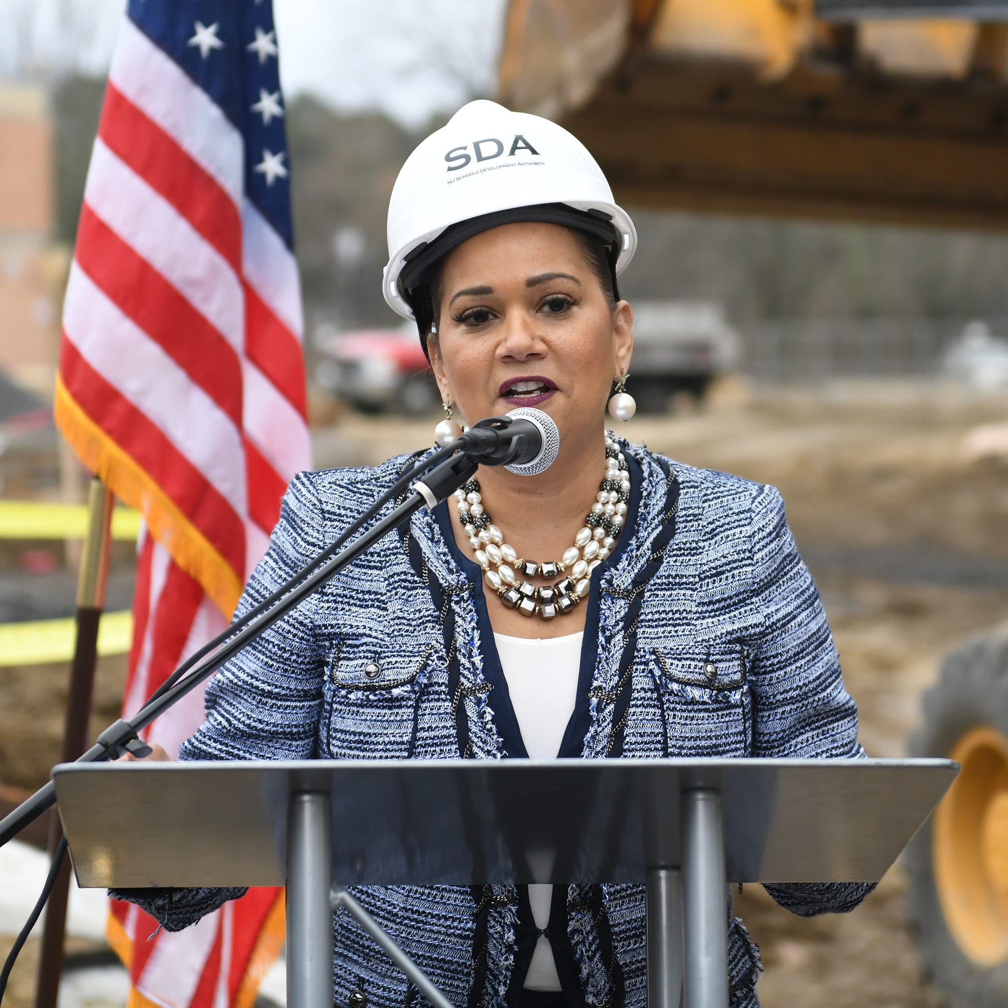 For years, NJ schools construction CEO's bio said she graduated from college. She didn't