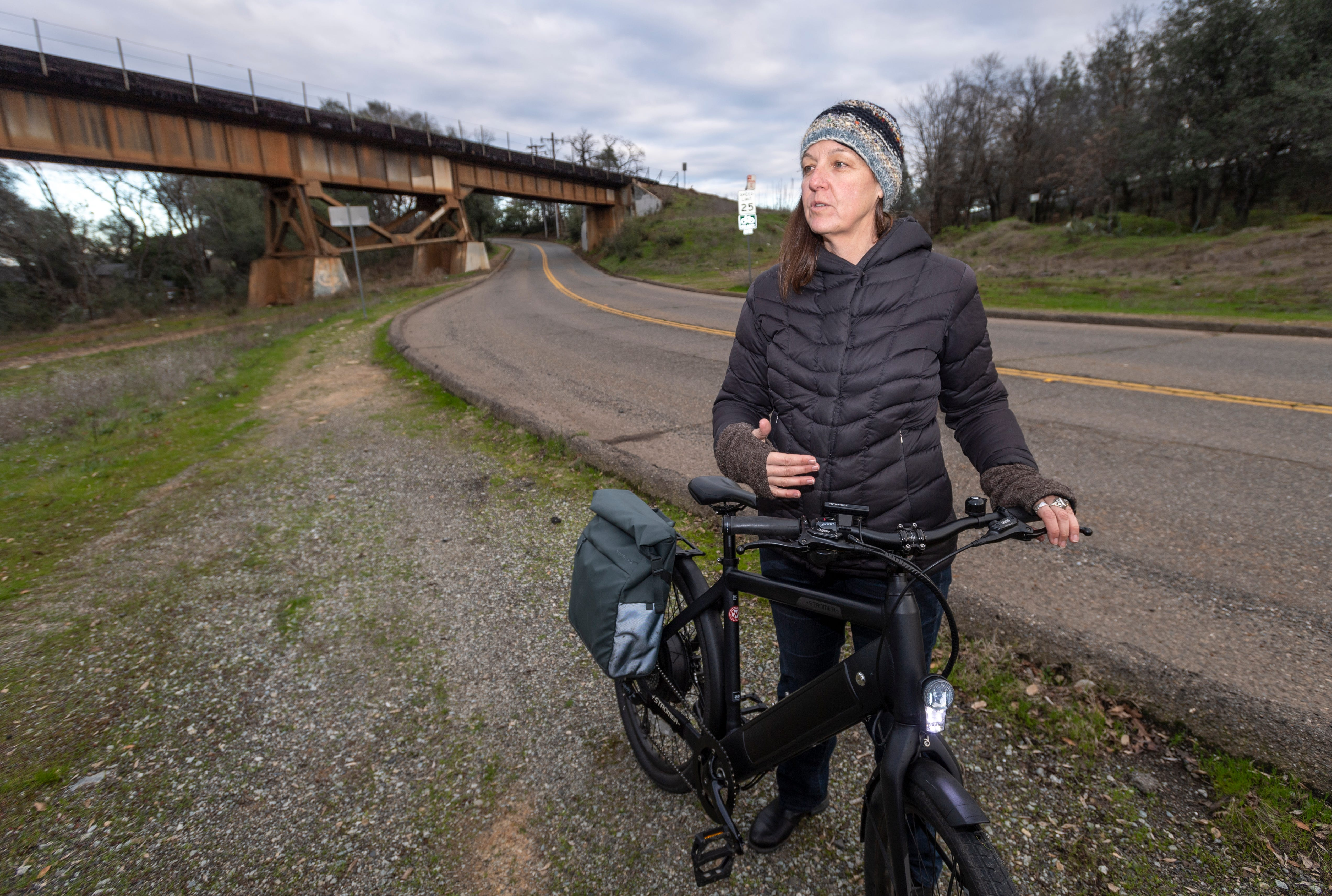 Redding gets closer to opening new bike trail that connects downtown with Sacramento River