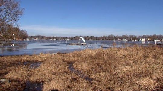 The Swan Cove property on Lake Mahopac Feb. 5,  2019.