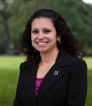 Kim Lopez works for TeenSHARP as the Director of the Delaware Goes to College Academy program.