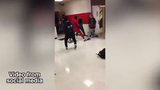 Police arrested at least one person following a large fight Thursday morning at Glasgow High School.  2/7/19