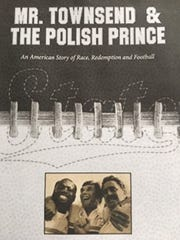 "Book cover for ""Mr. Townsend & The Polish Prince,"" written by Mike Gastineau."