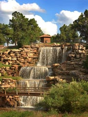 The waterfalls are a famous attraction in Wichita Falls. The Daytripper television series is considering the city for their 10th season.