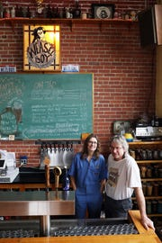 Jay and Lori Wince opened Weasel Boy Brewing Company on Muskingum Avenue in 2008.