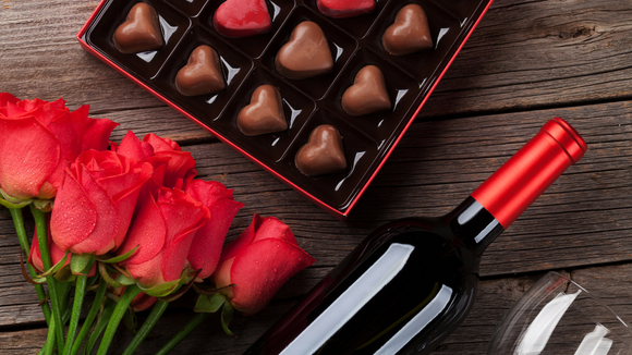 Best Valentine's Day Gifts 2019: Chocolate, Flowers, and Wine (Photo: Getty Images)