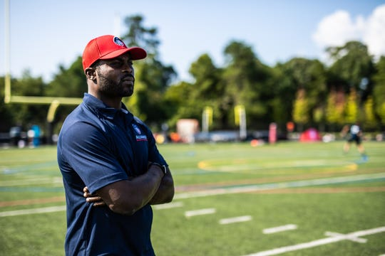 Former NFL quarterback Michael Vick originally agreed to be the offensive coordinator for the Atlanta Legends in the new Alliance of American Football.