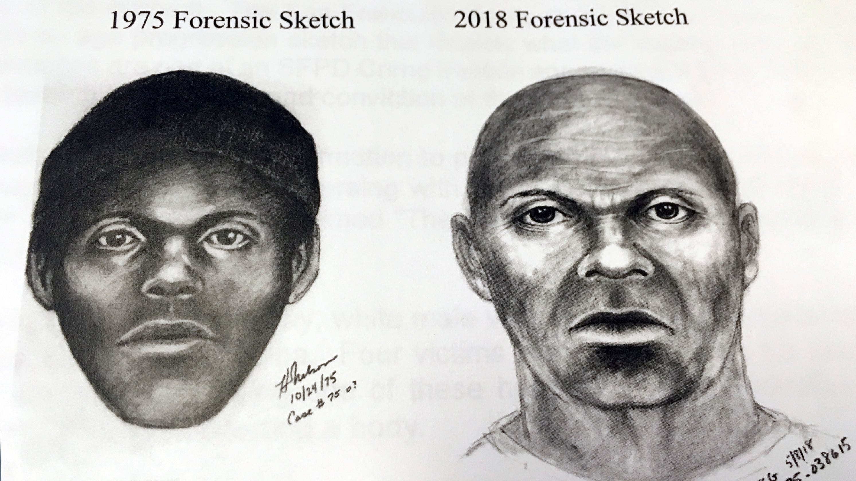 San Francisco 'Doodler' serial killer cold case has new info, reward